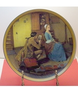Portrait for a Bridegroom-Rockwell Plate - $25.00