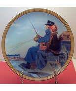 The Journey Home -Rockwell Plate - $25.00