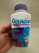 Gaviscon PM with Sleep Aid Chewable Foamtabs - Fruit Blend - 60 Tablets ... - $14.80