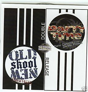 Hybrid Heights (CD Single) Old Skool New (Party Time)