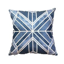Luxurious Geo Spliced Pillow Covers - £6.45 GBP+
