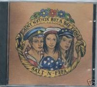Salt N Pepa (CD Single) Ain't Nuthin But A She Thing