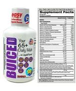 BUICED Liquid Senior 65+ Daily Multivitami 16 oz - $19.79