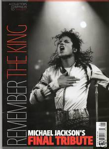 Michael Jackson (Magazine) This is it (Official Press)