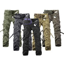 New Arrival Men's Ranger Casual Military Style Cargo Pants New Fashion M... - $37.74