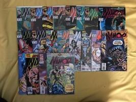 Run Lot of 29 Namor the Sub-Mariner (1990 1st Series) #1-29 VF Very Fine - $59.40