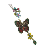 Butterfly Necklace - $3.99