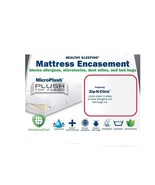 "Bed Bug Proof Mattress Encasement Cover Clean Rest CRIB 30 x 52"" ( fits ... - $43.99"
