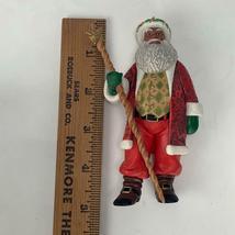 Hallmark Keepsake Ornament Joyful Santa Collectors Series 1999 Vintage image 4