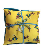 Curious George Pillow And Blanket Curious George Classic Pillow and Blan... - $19.99