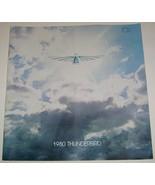 Large 1980 FORD THUNDERBIRD Sales Brochure - $9.99