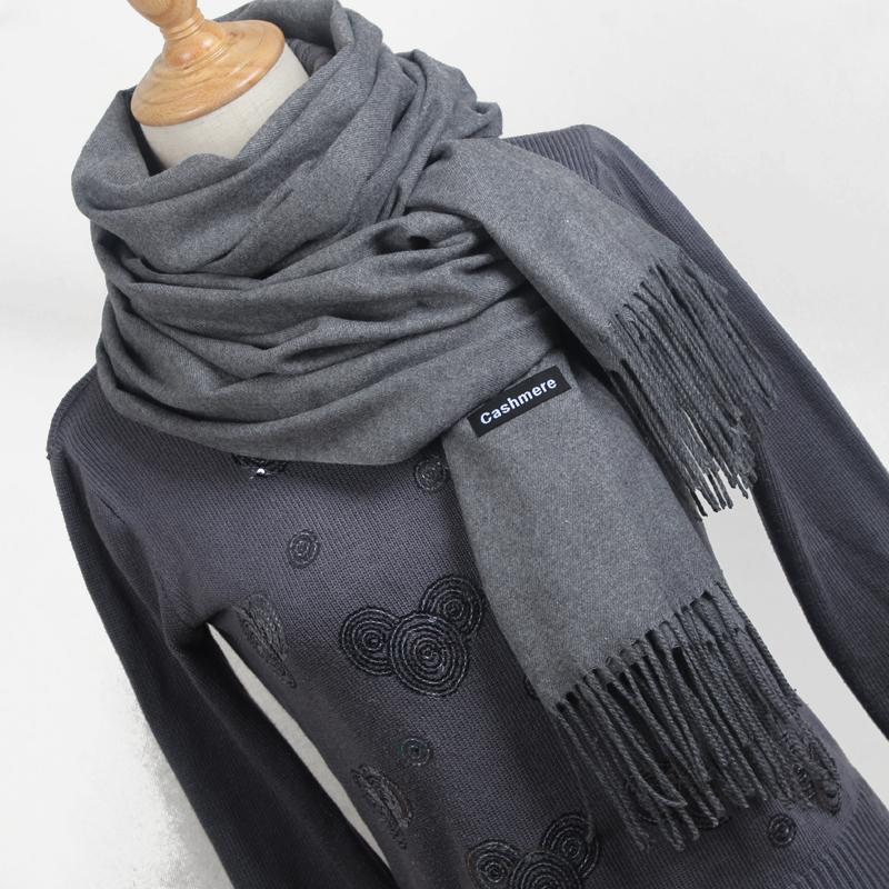 "Hot sale Scarf Pashmina Cashmere Scarf Wrap Shawl Winter Scarf Women""s Scarves T image 5"