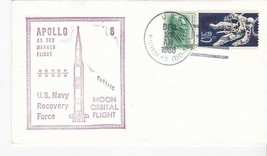 APOLLO 8 US NAVY RECOVERY FORCE USS NICHOLAS DECEMBER 27 1968 PACIFIC - $1.78