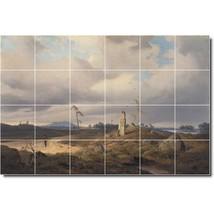 Andreas Achenbach Landscapes Painting Tile Murals BZ00010. Kitchen Backsplash Ba - $240.00+