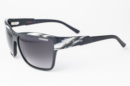 Carrera 42 Horn Black / Gray Gradient Sunglasses 42/S 7J3 - $48.51