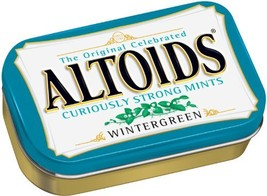Altoids Mints Wintergreen (12 Pack) [Misc.] - $30.15