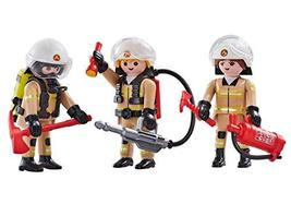 PLAYMOBIL 6584 Brigade A Firefighters - $12.99