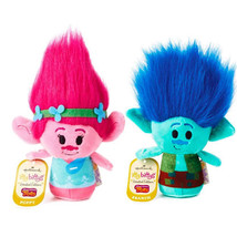 Poppy and Branch Hallmark itty bitty bittys 2 Dreamworks Trolls Limited ... - £58.84 GBP