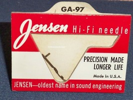 GA-97 78 RPM NEEDLE for GARRARD GC2 GC2-3 GC2-1P GC2-3 -6 GC-7 490-S1 N3... - $15.15