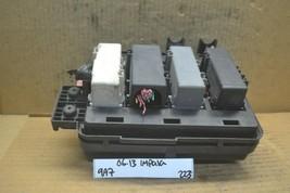 06-13 Chevrolet Impala Fuse Box Junction OEM 15803180 Module 223-9A7 - $71.99