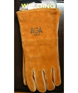Tillman Welding Gloves style 1010 made in heavy leather - $16.25