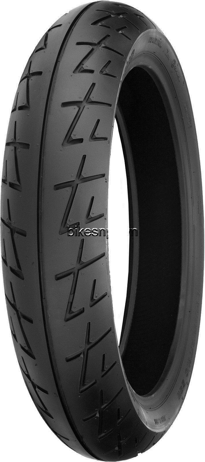 New Shinko 009 Raven Radial 120/60ZR17 Front Sportbike Motorcycle Tire