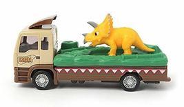 Dino Mecard Tinysour Go Triceratops Transportation Toy Vehicle Car