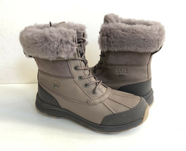 UGG ADIRONDACK III STORMY GREY GRAY WATERPROOF Boot US 9 / EU 40 / UK 7 - $176.72