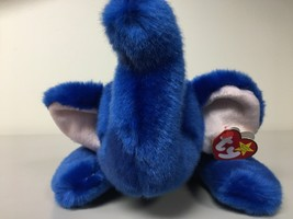 Ty Beanie Buddies Peanut the Royal Blue Elephant, from the Ty Beanie Bab... - $29.95