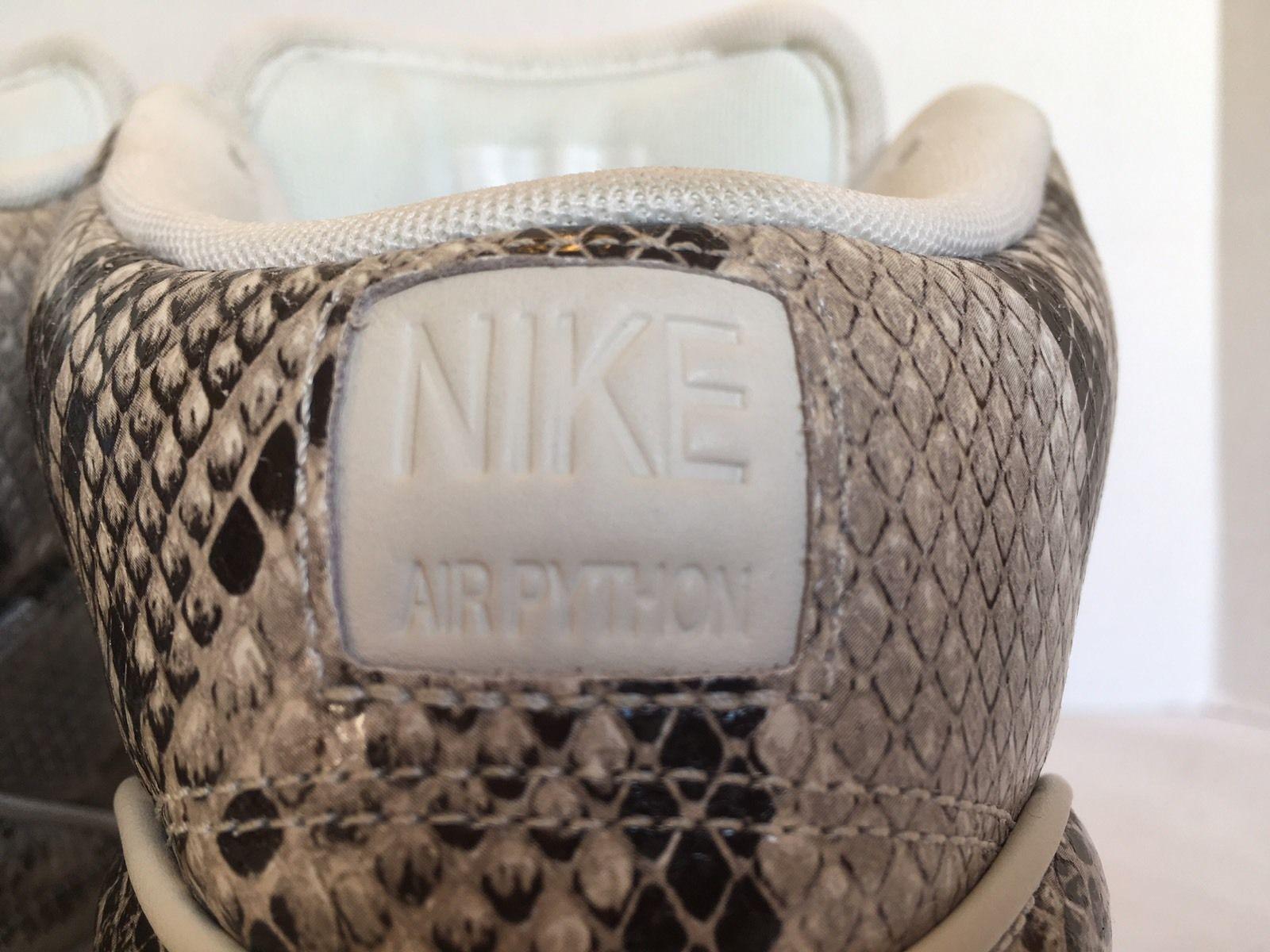 New Mens Nike Air Python PRM Snakeskin and 50 similar items