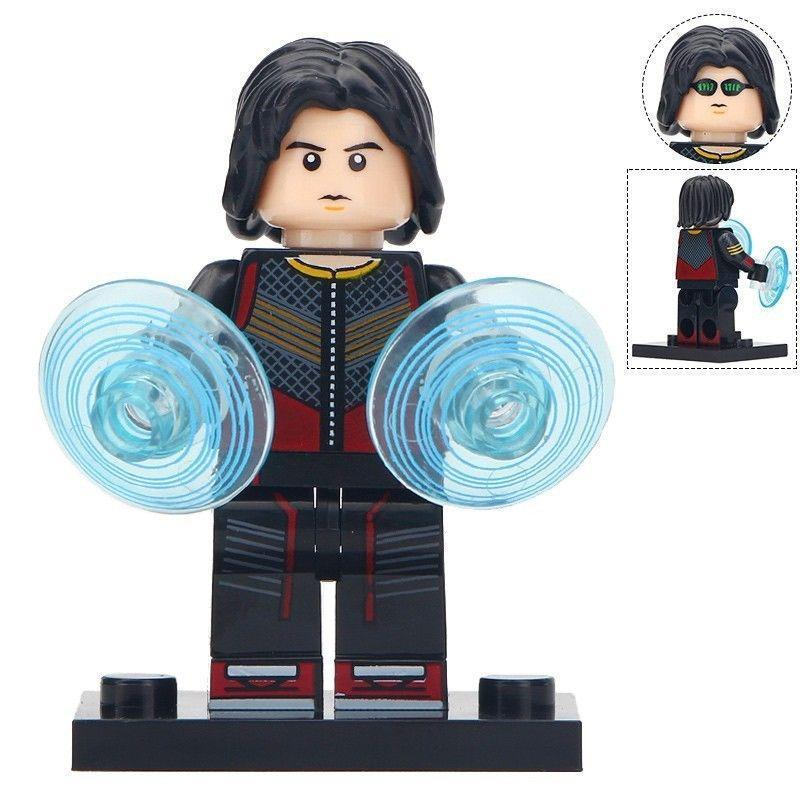 Vibe Carlos Valdes (The CW) DC The Flash Lego Minifigures Block Toy Gift