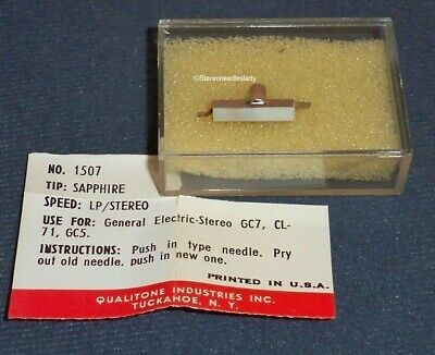 NEEDLE STYLUS for General Electric GE ST-7S for GC-5 GC-7 CL-5 504-S7