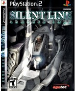 PlaySyayion 2 - Armored Core - Silent Line - $9.90
