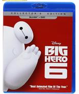 Disney Big Hero 6 (Blu-ray + DVD) - $11.95