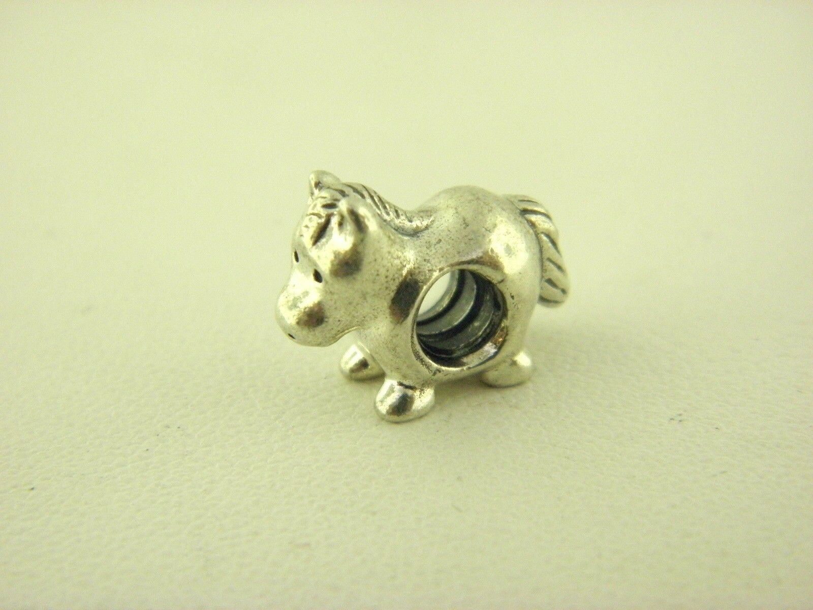 Pandora Sterling Silver Horse Charm Bead