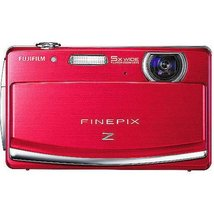 FujiFilm FinePix Z85-RED 14.2 Megapixels Digital Camera (Red) - $59.95