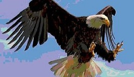Eagle Magnet #5 - $7.99