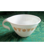 Corelle Butterfly Gold lot of 4 Hook Handle Cups Vintage - $12.00