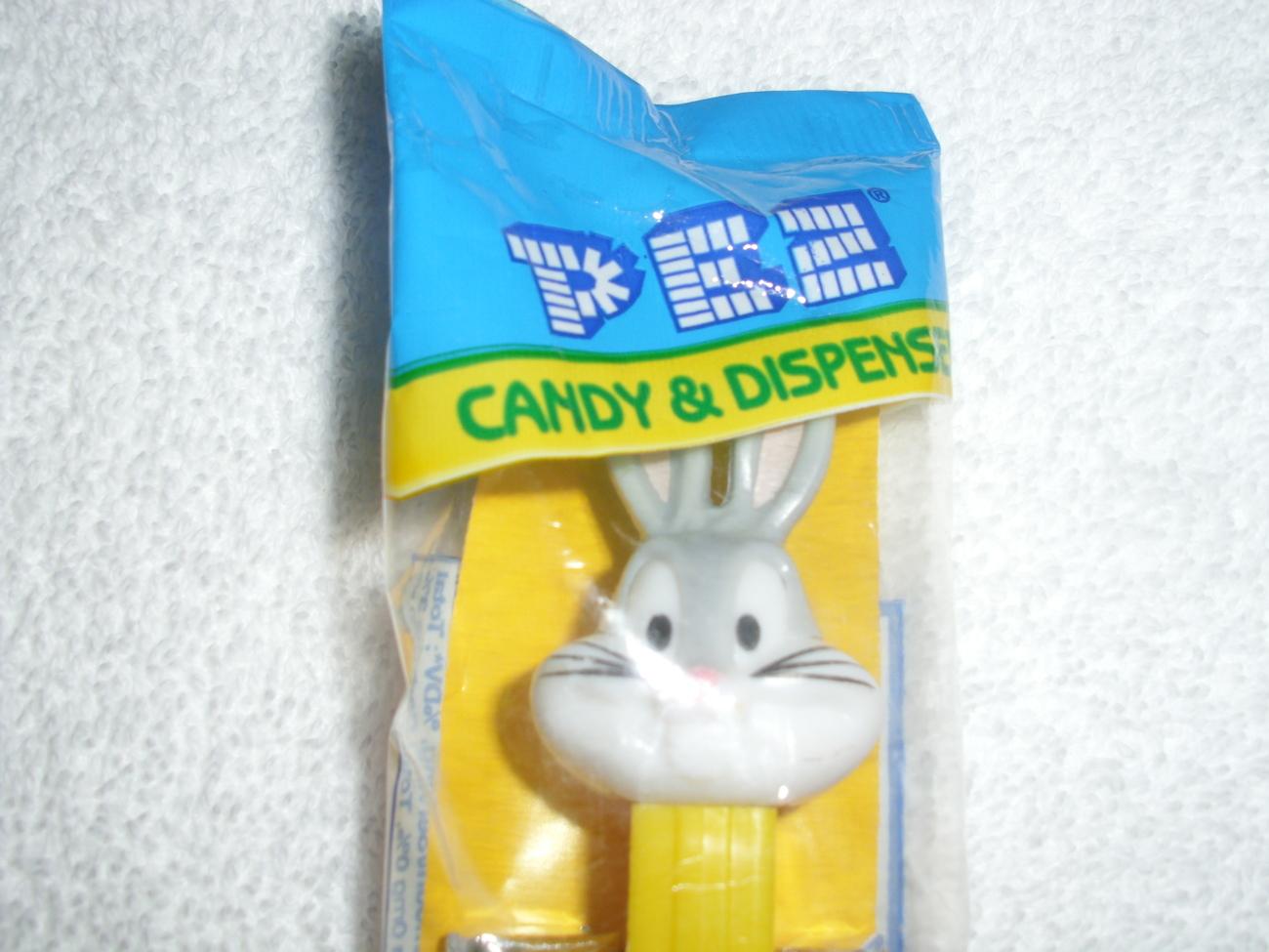 Bugs Bunny Pez Candy Dispenser