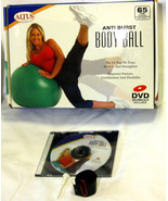 Thera-Band Excercise Ball Slow Deflation System - $14.98