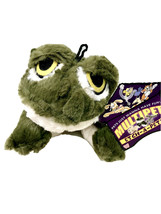 MultiPet Etch-A-Pet Cute Soft Frog Squeaky Plush Dog Toy New With Tags - £6.81 GBP