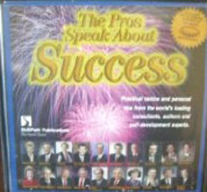 The Pros Speak About Success (Audio Cassette) by Roger Crawf - $8.00