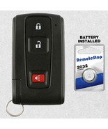 For 2004 2005 2006 2007 2008 2009 Toyota Prius Prox Keyless Car Remote K... - $69.19