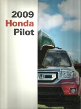 2009 Honda PILOT sales brochure catalog 09 US EX-L Touring - $6.00