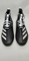 Adidas Adizero 8.0 SK Football Cleats Black/White/Grey D97642 Men's Size 11 FW4 - $58.99