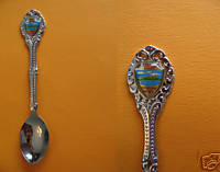 THUNDER BAY Ontario Souvenir Spoon SLEEPING GIANT