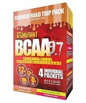 Mutant BCAA 9.7 | Instantized 9.7g Amino Acids 2:1:1 Ratio | Summer Road... - $7.91