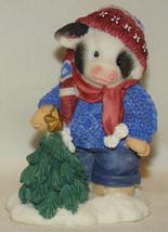 """Enesco Mary Mary Had A Farm #27395 1997 """"Bright Future for Moo"""" - $22.49"""