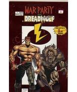 War Party and Dreadwolf 1 [Comic] by Lightening Comics - $7.00