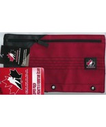 Team Canada Hockey Souvenir Hilroy Pencil Case Zipper Pouch Licenced Mem... - $7.94